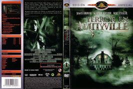 Terror en Amityville | 1958 | The Amityville Horror: Caratula dvd