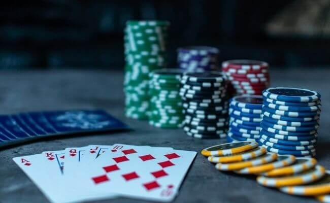 poker stake markup