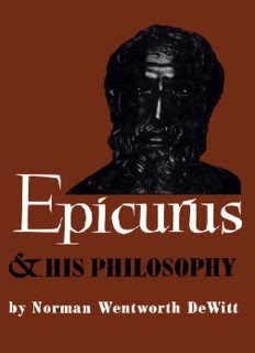 Epicurus and His Philosophy 1954