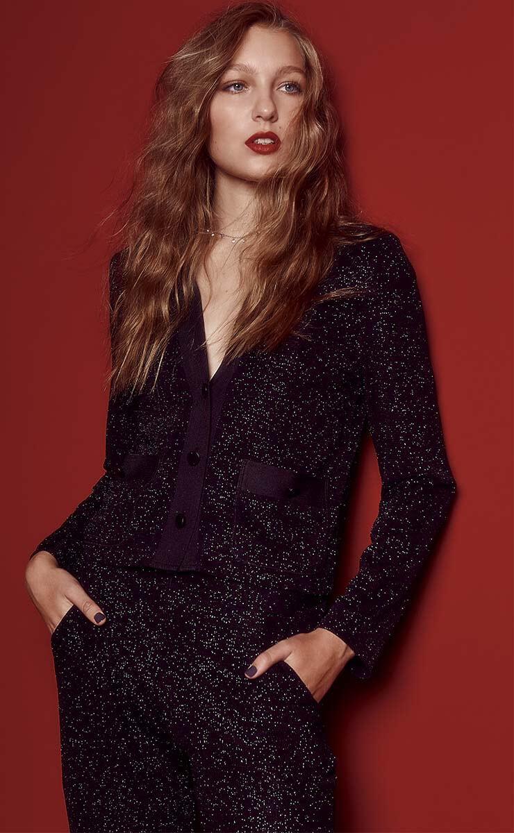 Moda invierno 2020 ropa de moda mujer.