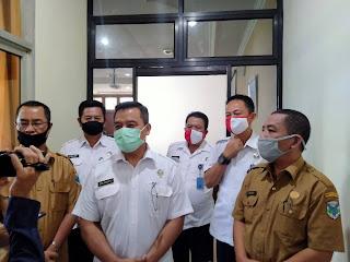 Asisten III Setda Batanghari Sambut Kunker Kepala BNN Provinsi Jambi