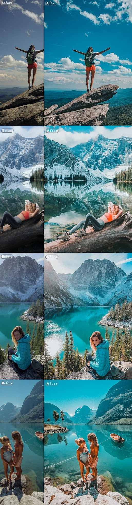 Travel Blogger Photoshop Actions 26629536 F