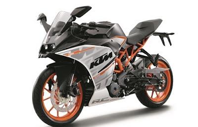 KTM RC 250cc