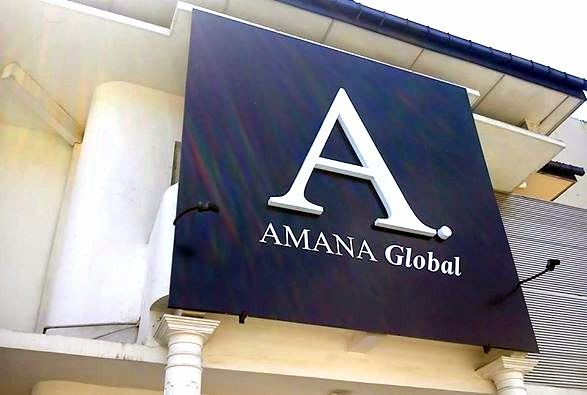 Amana Global new facade