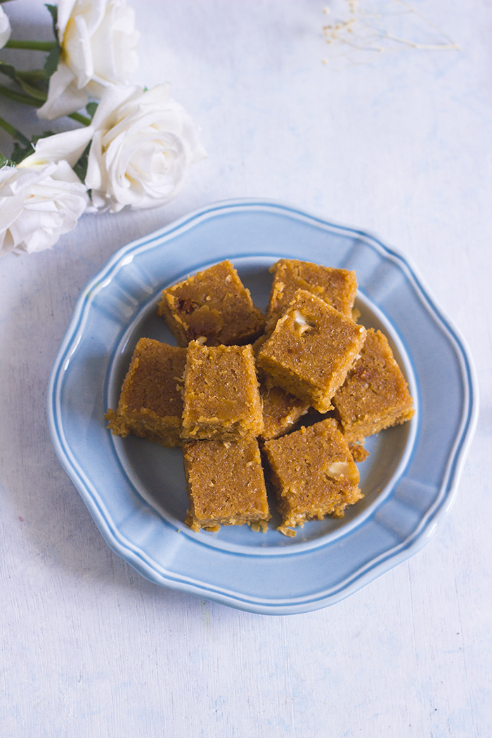 Tavsali, Goan Cucumber cake