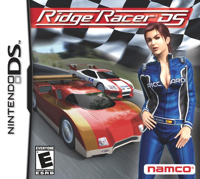 Ridge Racer DS (U) (Lube)