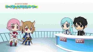 Sword Art Offline 720p Eng Sub