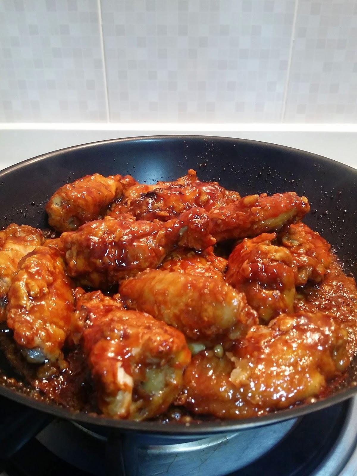 Recipe Journal Spicy Korean Fried Chicken With Phillips Airfryer