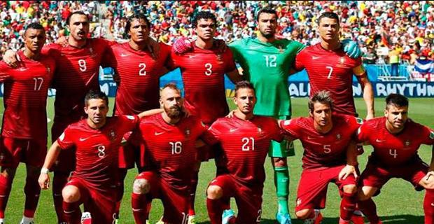 Skuad Portugal di Piala Eropa 2016