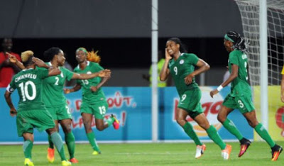 Super Falcon emerged African Champions again