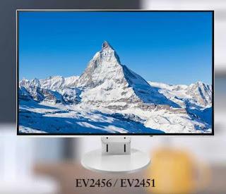 FlexScan EV2451 và 2456
