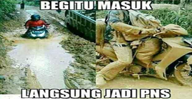 Meme Kocak PNS