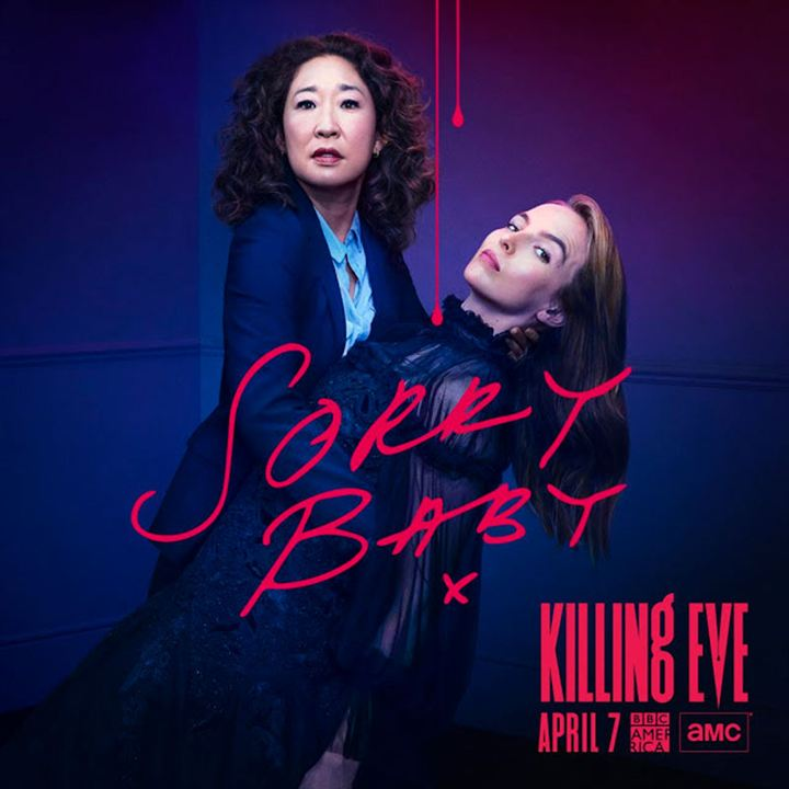 Killing Eve Temporada 2
