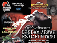 Rumah Hantu Indonesia Hadir di Transmart Lampung, Kuy Ramaikan!