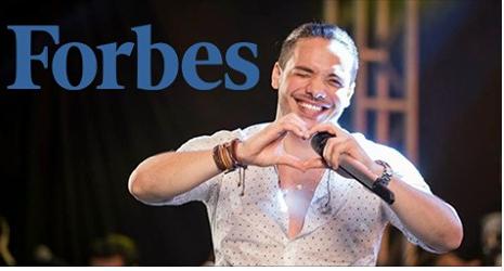 Revista Forbes aponta Wesley Safadão como um dos jovens mais promissores do Brasil