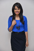 Nandita swtha sizzling in blue top-thumbnail-3