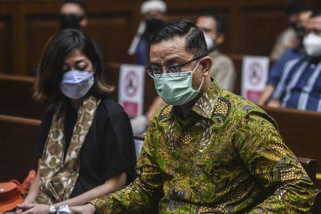 Tak Jadi Dihukum Mati, Hakim Vonis Juliari Batubara 12 Tahun Kurungan Penjara