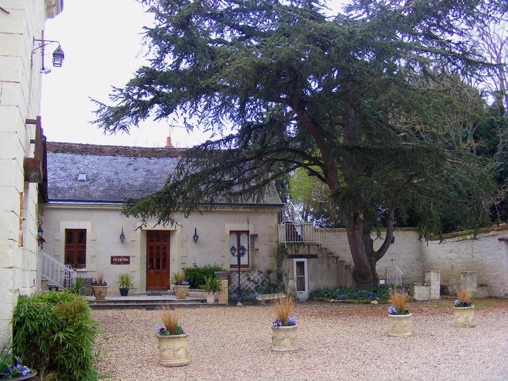 Days On The Claise  Le Manoir De La Giraudi U00e8re  Near Chinon