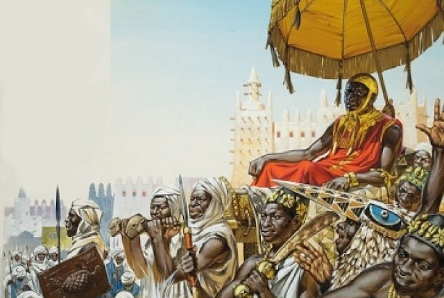 Mansa Musa: Raja Terkaya di Dunia