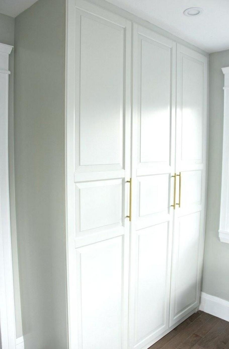 Marvelous Inspiration of Closet Construction Concept