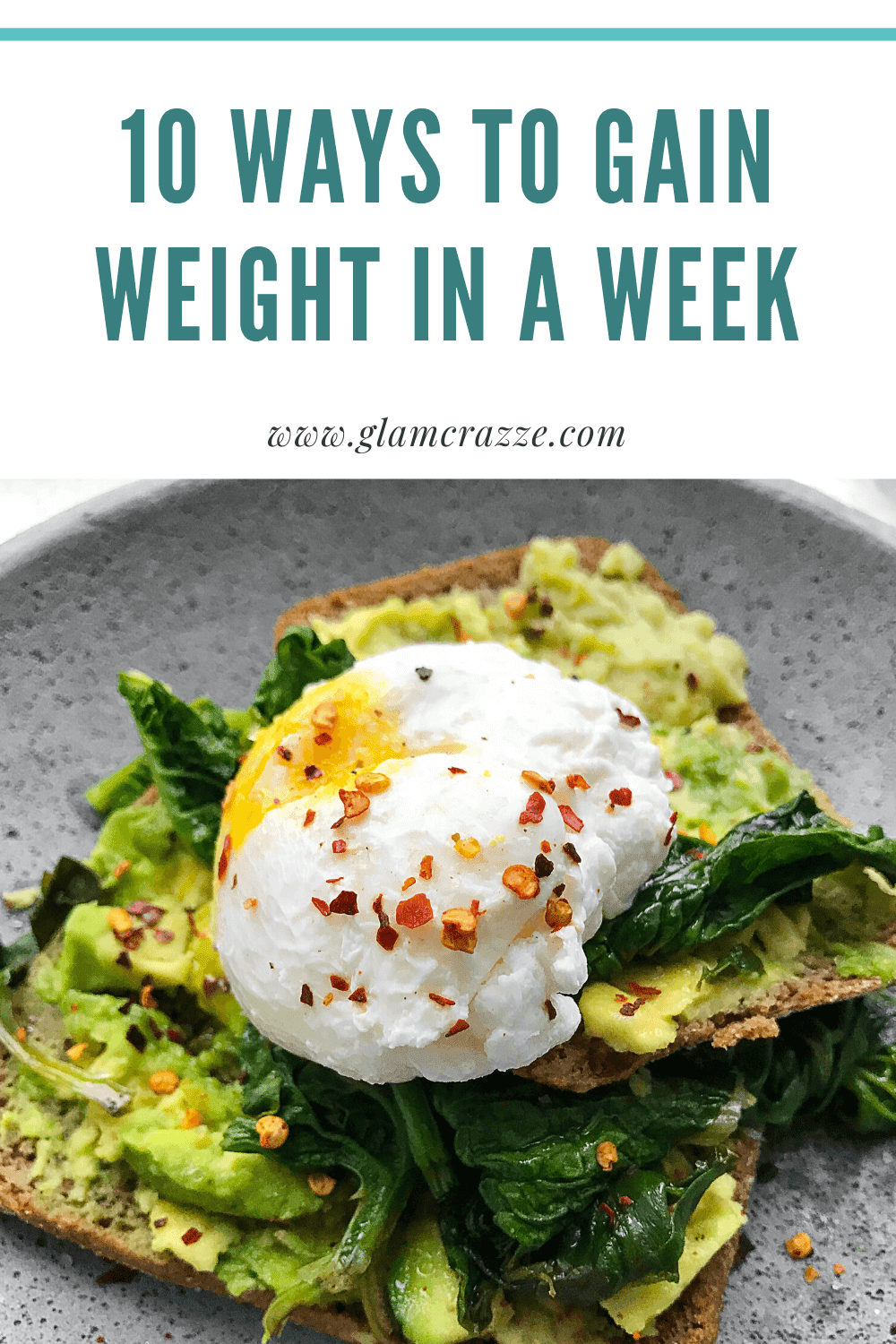 How to gain weight in a week with this techniqu