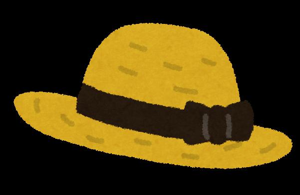 麦わら帽子のイラスト かわいいフリー素材集 いらすとや