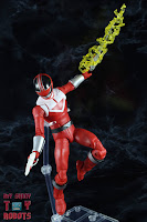 Power Rangers Lightning Collection Time Force Red Ranger 34