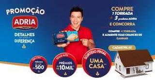 Cadastrar Promoção Adria 2018 Detalhes Fazem Diferença Rodrigo Faro Prêmios Participar