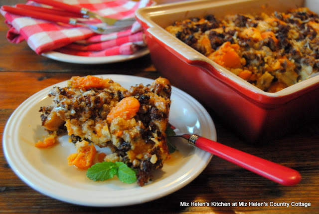 Sweet Potato Bake at Miz Helen's Country Cottage