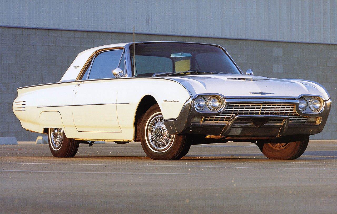 FAB WHEELS DIGEST (F.W.D.): Ford Thunderbird 3rd ...