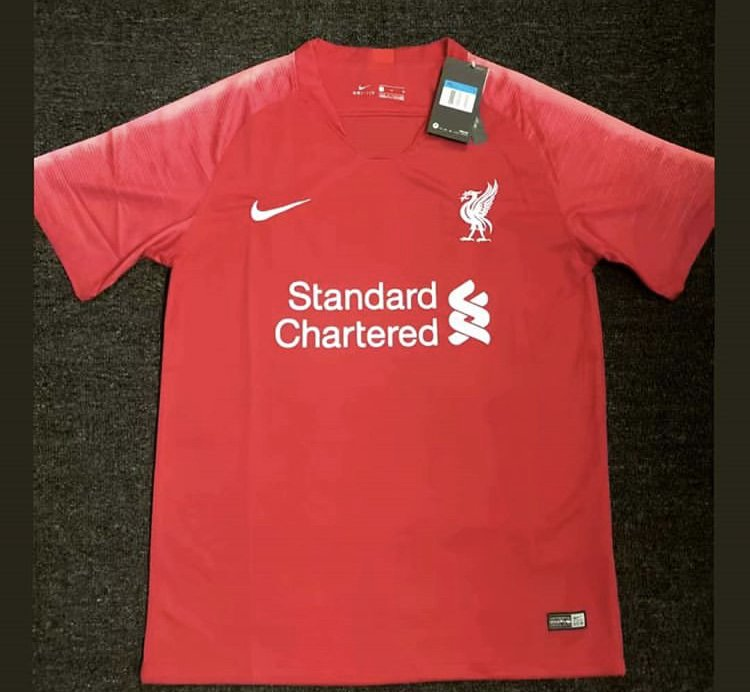 c40fc08435f Despite the current New Balance Liverpool FC kit deal ends at the end of  the 2019-20 season, they gave been already linked to be in talks with  Adidas and ...