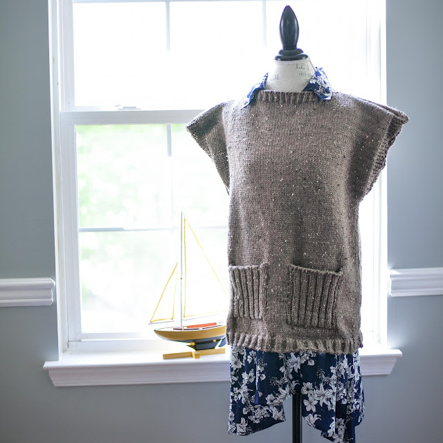 Loom Knit Tunic Pattern Loom Knitting By This Moment Is Good