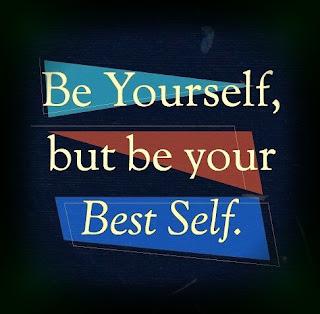Motivasi diri anda sendiri dengan rasa percaya diri