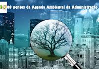 Agenda Ambiental da Administração Pública para concurso