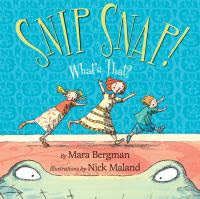 Alligator story, books with suspense, surprise ending, Snip Snap!