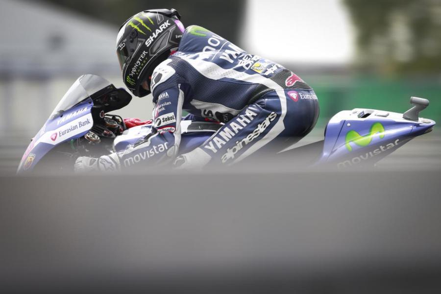MotoGP 2016 Bugatti Le Mans France