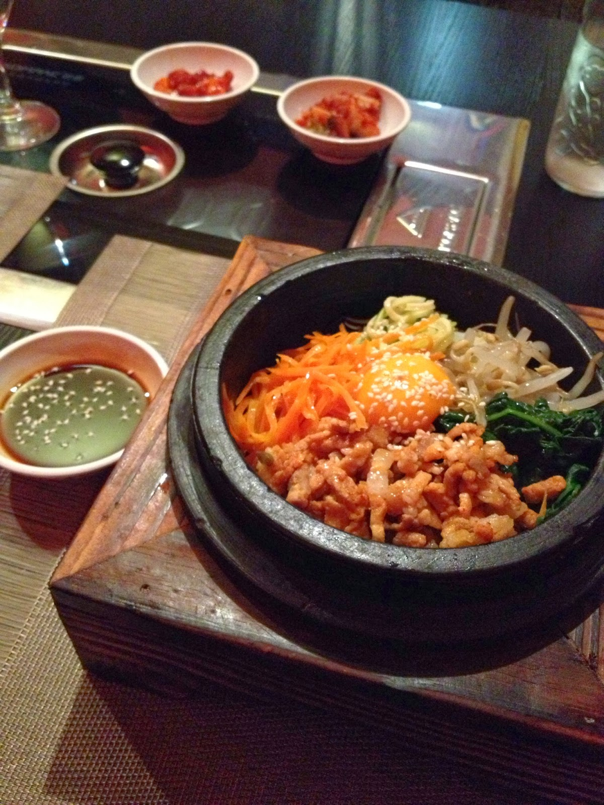 Brussels - Korean food