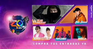 Festival Viva 40 Music Festival 2017 2