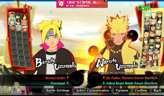 Download Naruto Senki Storm 4 Mod by Tutorial Production