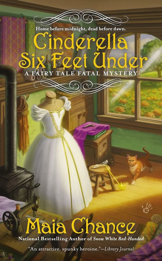 Review: Cinderella Six Feet Under by Maia Chance