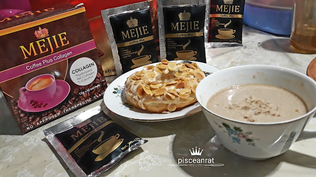 Yumei Mise Mejie Slimming Coffee with Collagen price, ingredients,