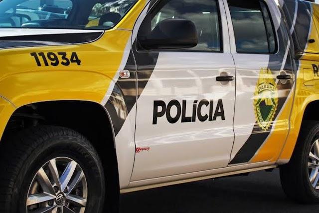 Homem é preso agredindo mãe e irmã, em Foz do Iguaçu