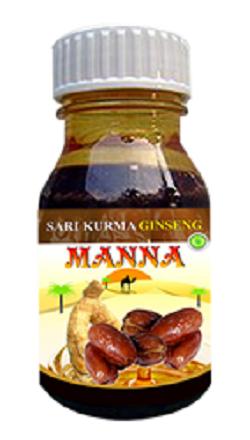 Sari Kurma Dates Syrup Premium