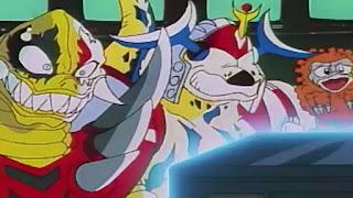 Ultraman Super Fighter Legend Episódio 03