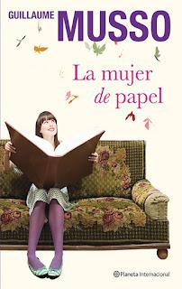 La mujer de papel, Guillaume Musso