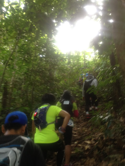 Borneo Ultra Trail Marathon 2016. BUTM 2016