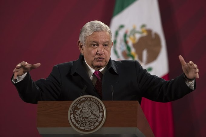 Mexico's President tests positive for Coronavirus