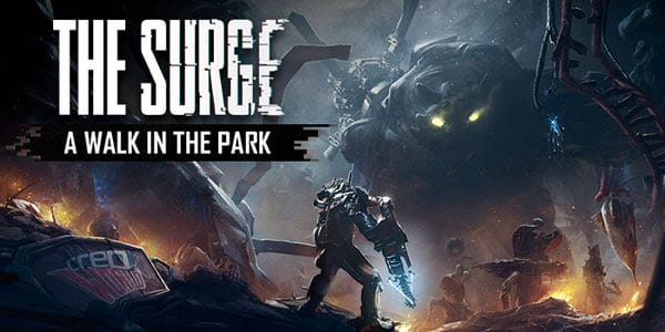 The Surge A Walk in the Park-CODEX