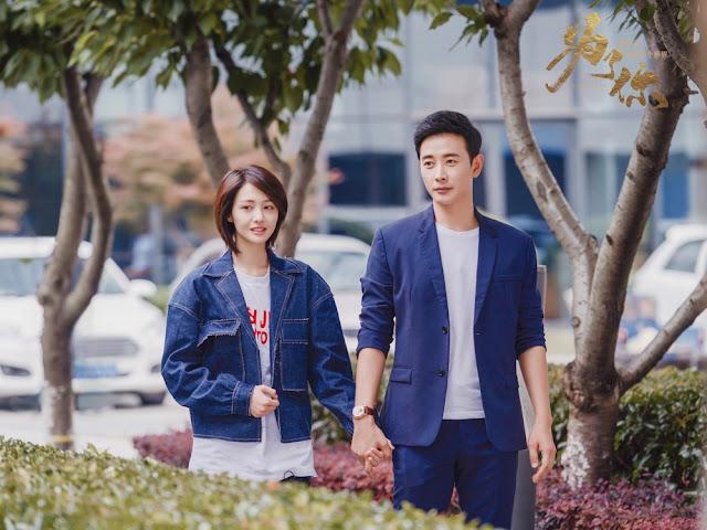 My Story For You Chinese TV series Zheng Shuang Luo Jin