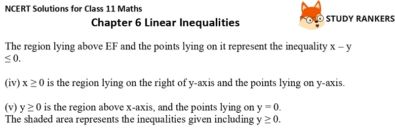 NCERT Solutions for Class 11 Maths Chapter 6 Linear Inequalities 30